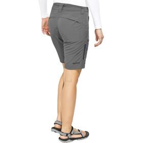 Salewa Fanes Seura 2 korte broek Dames Dry grijs